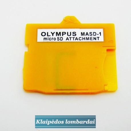 OLYMPUS XD KORTELĖS PERĖJIMAS