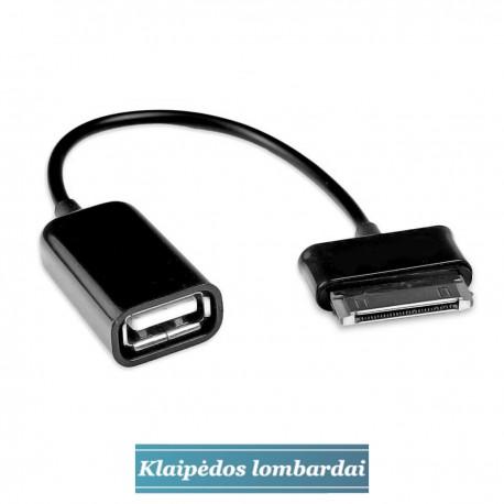PERĖJIMAS SAMSUNG GALAXY TAB Į USB