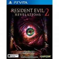 PS Vita Resident Evil Revelations 2