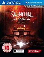 PS Vita Silent Hill Book of Memories