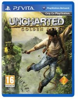 PS Vita Uncharted Golden Abyss