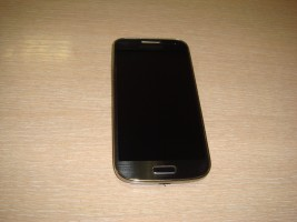 SAMSUNG GALAXY S4 MINI MĖLYNAS