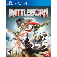 PS4 žaidimas Battleborn