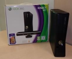 Xbox 360 slim 250GB Atrištas
