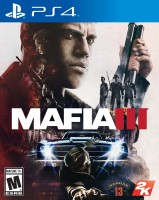 PS4 žaidimas Mafia 3