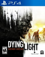 PS4 žaidimas Dying Light