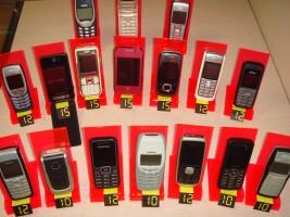 MOBILEJI TELEFONAI NUO 10 EURŲ