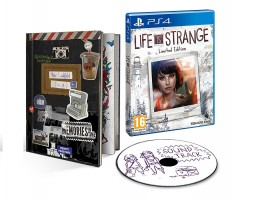 PS4 žaidimas Life Is Strange Limited Edition