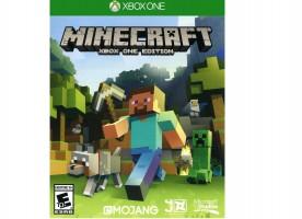 Naujas Xbox One žaidimas Minecraft
