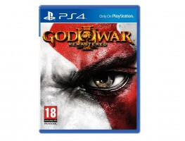 Ps4 žaidimas God Of War III Remastered
