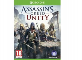 Xbox One  žaidimasAssassin's Creed: Unity