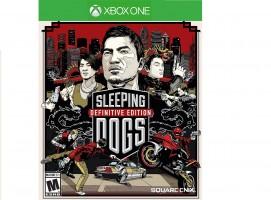 Naujas Xbox One žaidimas Sleeping Dogs Definitive Edition