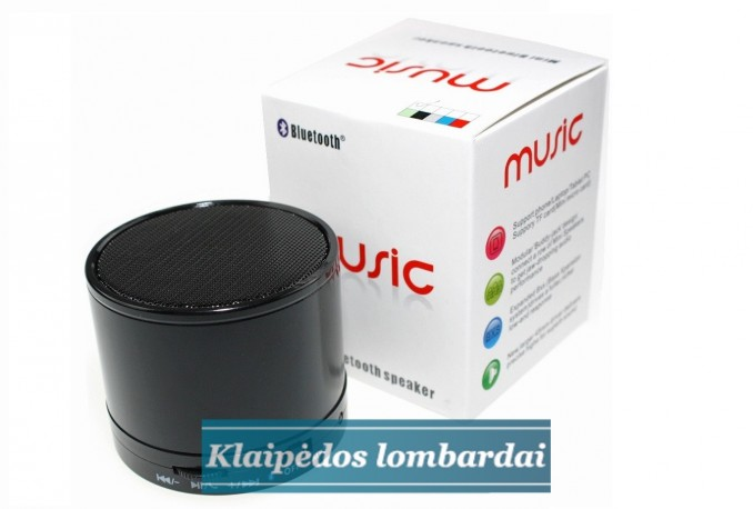 BLUETOOTH KOLONĖLĖ MUSIC