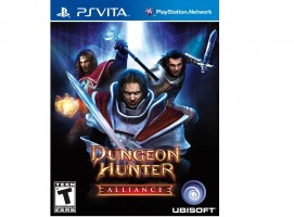 Dungeon Hunter Alliance PS Vita žaidimas