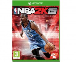 Xbox One žaidimas NBA 2K15