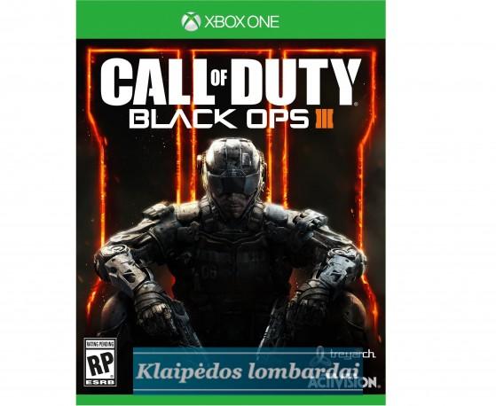 Xbox One žaidimas Call of Duty Black Ops 3
