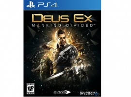 PS4 žaidimas DEUS EX Mankind Divided
