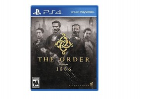 PS4 žaidimas THE ORDER 1886