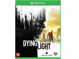 Xbox One žaidimas DYING LIGHT