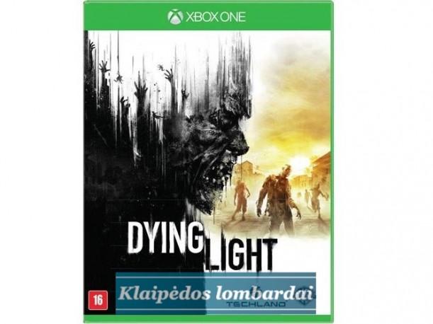 Xbox One žaidimas DYING LIGHT