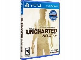 PS4 žaidimas Uncharted  The Nathan Drake Collection