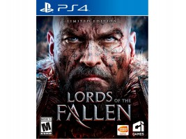 PS4 žaidimas Lords Of The Fallen