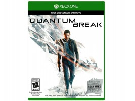 Xbox One žaidimas Quantum Break