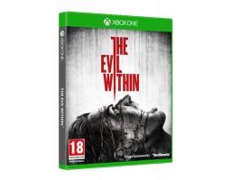 Xbox One žaidimas The Evil Within