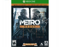 Xbox One žaidimas Metro Redux
