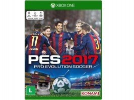 Naujas Xbox One žaidimas PES 2017
