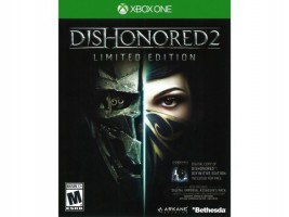 Xbox One žaidimas Dishonored 2