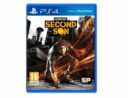 PS4 žaidimas Infamous Second Son