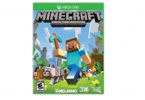 XBOX ONE ŽAIDIMAS MINECRAFT