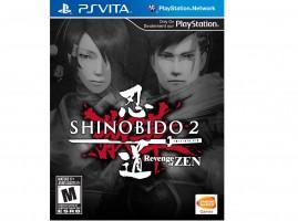 Shinobido 2 PS Vita žaidimas