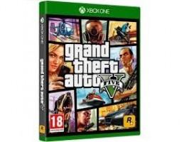 Xbox One žaidimas GTA V