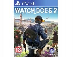 PS4 žaidimas Watch dogs 2