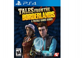 Ps4 žaidimas tales from borderlands a telltale games series