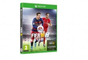 XBOX ONE ŽAIDIMAS FIFA 16
