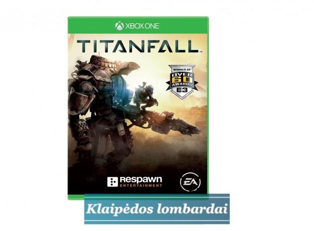XBOX ONE ŽAIDIMAS TITANFALL