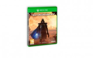 XBOX ONE ŽAIDIMAS THE TECHNOMANCER