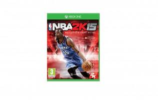 XBOX ONE ŽAIDIMAS NBA2K15