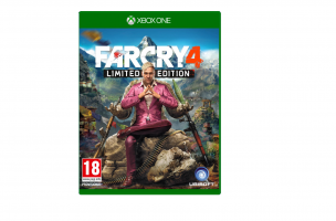 XBOX ONE FARCRY 4