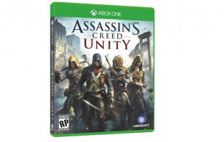XBOX ONE ŽAIDIMAS ASSASSINS CREED UNITY