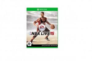 XBOX ONE ŽAIDIMAS NBA LIVE 15