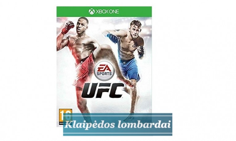 XBOX ONE ŽAIDIMAS EA Sports UFC