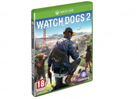 XBOX ONE ŽAIDIMAS WATCH DOGS 2