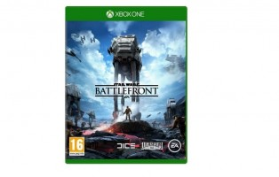 XBOX ONE ŽAIDIMAS STAR WARS BATTLEFRONT