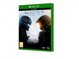 XBOX ONE ŽAIDIMAS HALO 5 GUARDIANS