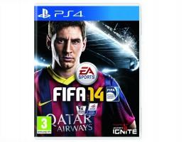 PS4 ŽAIDIMAS FIFA 14