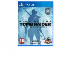 PS4 ŽAIDIMAS RISE OF THE TOMB RAIDER
